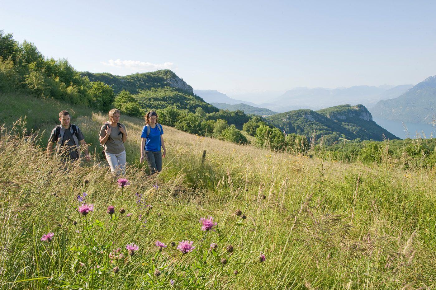 balades avec les enfants en Savoie