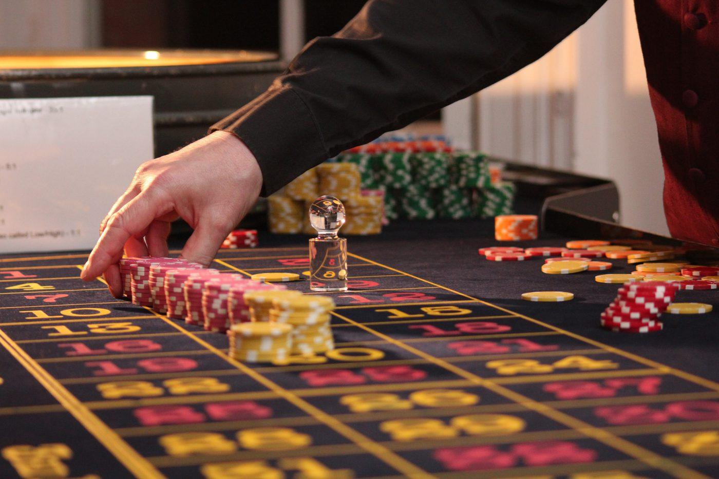 soirée casino entre amis