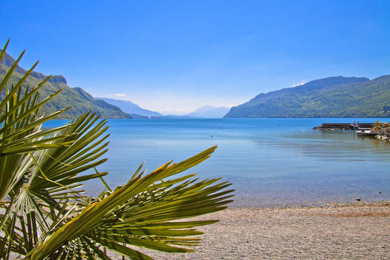 déconnecter en vacances Aix-les-Bains-Riviera-des-Alpes-Plage