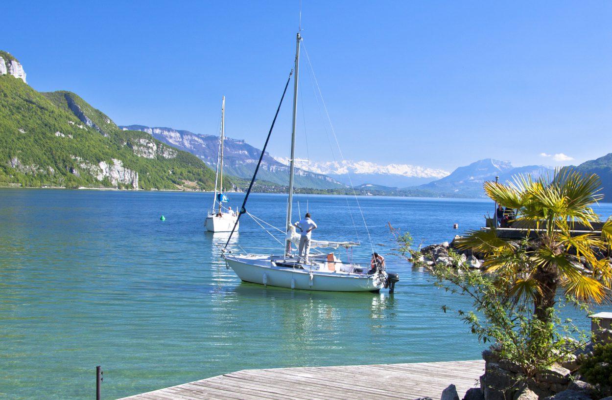 lac-été bienfaits des vacances
