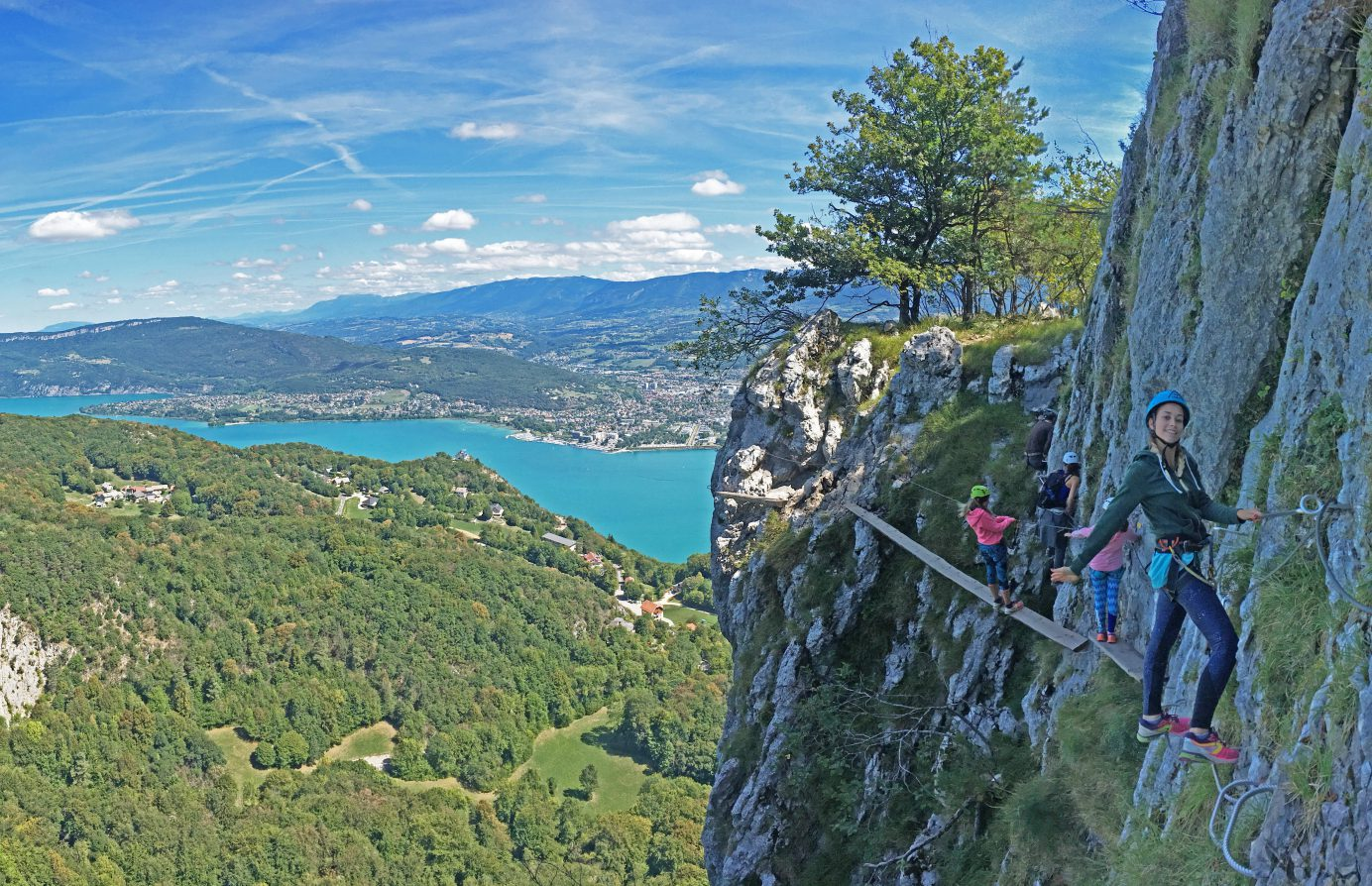 plus belle via ferrata de Savoie